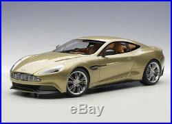 Aston Martin Vanquish (2015) Composite Model Car 70248 118 scale by AUTOart