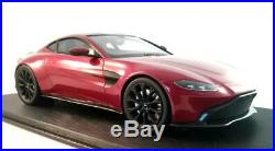Aston Martin Vantage in Hyper Red in 118 Scale by Topspeed