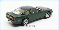 Aston Martin Virage, 1988, met green, 118 scale Resin Cult Models