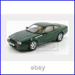 Aston Martin Virage Coupe 1988 Green Met CULT SCALE MODELS 118 CML035-1 Model