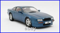 Aston Martin Virage blue metallic 1988, 118 scale Resin Cult Models