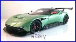 Aston Martin Vulcan in Green in 118 Scale by AUTOart