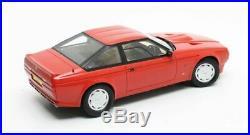 Aston Martin, Zagato, Coupe, 1986, Red, 118 scale Resin Cult Models