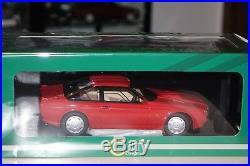 Aston Martin Zagato Coupe 1986 rot 118 Cult Scale CML033-1 neu & OVP