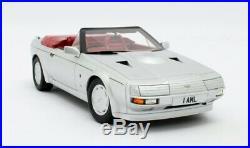 Aston Martin Zagato Spyder silver 1987 118 Cult Scale Models