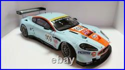 Auto Art 1/18 Scale Aston Martin Gulf Broken antenna