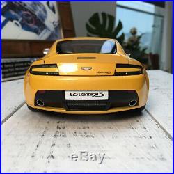 Autoart 118 Scale Aston Martin V12 Vantage 2015 Diecast Car Model Collection