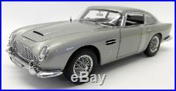 Autoart 1/18 Scale 70020 1ST Aston Martin DB5 Silver 007 James Bond Goldfinger
