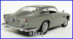 Autoart 1/18 Scale 70020 Aston Martin DB5 Goldfinger 007 Diecast Model Car