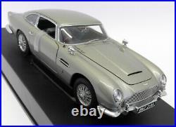 Autoart 1/18 Scale 70020 Aston Martin DB5 Silver 007 James Bond Goldfinger