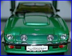 Autoart 1/18 Scale 70223 Aston Martin V8 Vantage 1985 Forest Green metallic