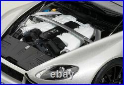 Autoart 1/18 Scale 70251 2015 Aston Martin V12 Vantage S Meteorite Silver
