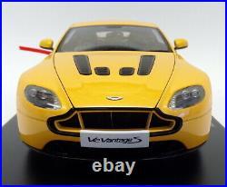 Autoart 1/18 Scale 70252 2015 Aston Martin V12 Vantage S Yellow Tang