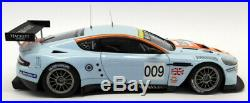 Autoart 1/18 Scale Diecast 16102 Aston Martin 2008 DBR9 Prodrive Gulf