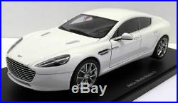 Autoart 1/18 Scale Diecast 70256 Aston Martin Rapide S 2015 Stratus White