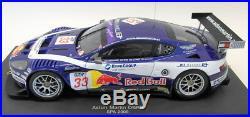 Autoart 1/18 Scale Diecast 80609 Aston Martin DBR9 Red Bull Spa 2006 #33