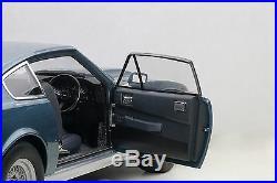 Autoart 70223 Aston Martin V8 Vantage 1985, Chichester Blue 118th Scale