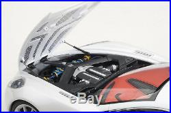 Autoart 70244 Aston Martin One-77 (morning Frost White) 118th Scale