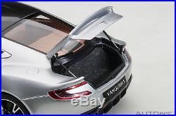 Autoart 70272 Aston Martin Vanquish S 2017 (lightning Silver) 118th Scale