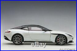 Autoart ASTON MARTIN DB11 MORNING FROST WHITE 1/18 Scale New Release! Preorder