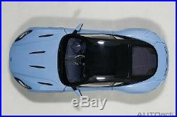 Autoart ASTON MARTIN DB11 Q FROSTED GLASS BLUE 1/18 Scale New Release! Preorder