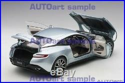 Autoart ASTON MARTIN DB11 SKYFALL SILVER 1/18 Scale New Release