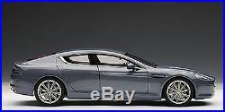 Autoart ASTON MARTIN RAPIDE CONCOURS BLUE 1/18 Scale. New Release! IN STOCK