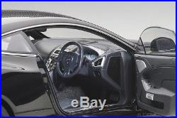 Autoart ASTON MARTIN VANQUISH S 2017 ONYX BLACK 1/18 Scale New Release! In Stock