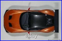 Autoart ASTON MARTIN VULCAN MADAGASCAR ORANGE 1/18 Scale Preorder