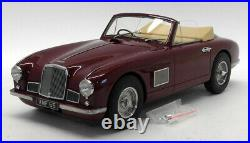 BOS 1/18 Scale Resin BOS248 Aston Martin DB2 DHC Dark Red