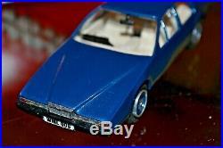 Boxed Western Models No. WP100 1/43 Scale White Metal Blue Aston Martin Lagonda