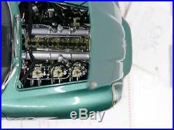CMC M-132 1961 Aston Martin DB4 GT Zagato Green Metalic Scale 118 NEW