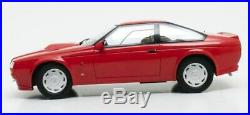 CML033-1 Aston Martin Zagato Coupe red 1986 Cult Scale 118