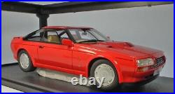 CULT 118 MODELS CML033-1 ASTON MARTIN ZAGATO COUPE RED 1986 118th scale NEW