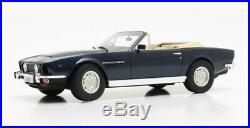 CULT MODELS CML032-1 ASTON MARTIN V8 VOLANTE model car blue 1978 118th scale