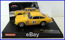 Carrera 1/32 Scale Slot Car 25736 Aston Martin DB5 Historic Racer