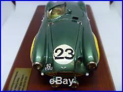 Cma Aston Martin Db3s Model 124 Scale Mint In Box Collins/frere Lemans 1955