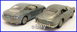 Corgi 1/36 Scale CC99195 Aston Martin DB5 & DBS Bond Casino Royal Metal