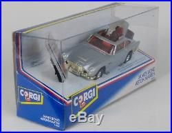 Corgi 94060 James Bond 007 Aston Martin. 136 Scale. MINT Ex-Shop-Stock. 1988