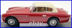 Cult 1/18 Scale Model CML096-2 1955 Aston Martin DB 2-4 MKII FHC Red/Cream