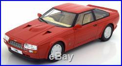 Cult Models 1986 Aston Martin V8 Zagato Red in 1/18 Scale New Release