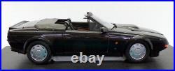 Cult Models 1/18 Scale CML034-1 1987 Aston Martin V8 Zagato Metallic Black