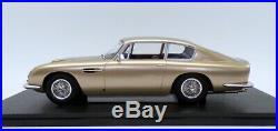 Cult Models 1/18 Scale CML041-2 Aston Martin DB6 Metallic Gold