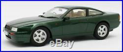 Cult Models Aston Martin Virage 1988 Metallic Green 1-18 Scale Cml035-1