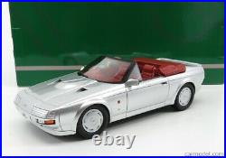 Cult-Scale Models 1/18 Aston Martin Zagato Spider 1987 Silver CML034-2
