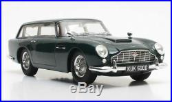 Cult Scale Models Aston Martin Db5 Shooting Brake Dark Green 118 Scale