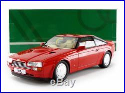 Cult Scale Models Aston Martin V8 Zagato Red Colour 118 Scale