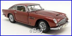 Danbury Mint 1/24 Scale PAINT1 Aston Martin DB5 Metallic red