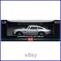 Daniel Craig Autographed James Bond Aston Martin DB5 118 Scale Die-Cast Car