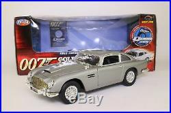 ERTL 33745 118 Scale Aston Martin DB5 James Bond Goldfinger Excellent Boxed